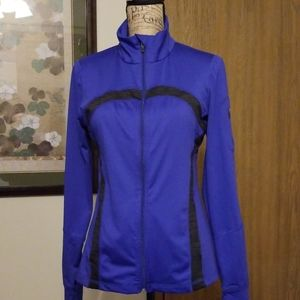 Tek Gear zip up jacket, size medium